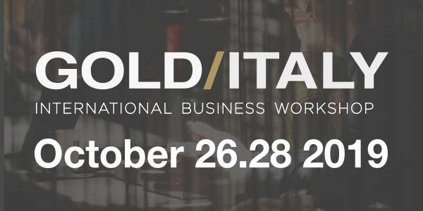 GOLD/ITALY international jewellery workshop